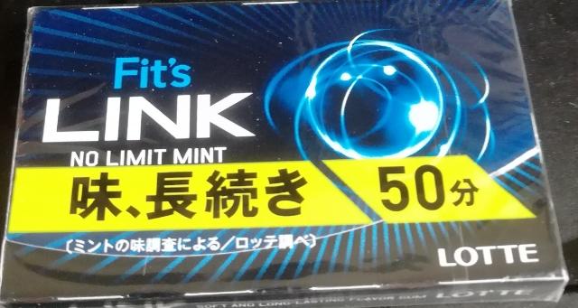 Fit's LINK ブルーミント(ロッテ)感想・レビュー