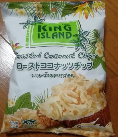 ローストココナッツチップ(神戸物産)感想・レビュー
