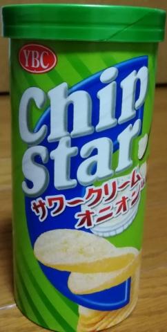 チップスターS サワークリームオニオン味(ヤマザキビスケット)感想・レビュー
